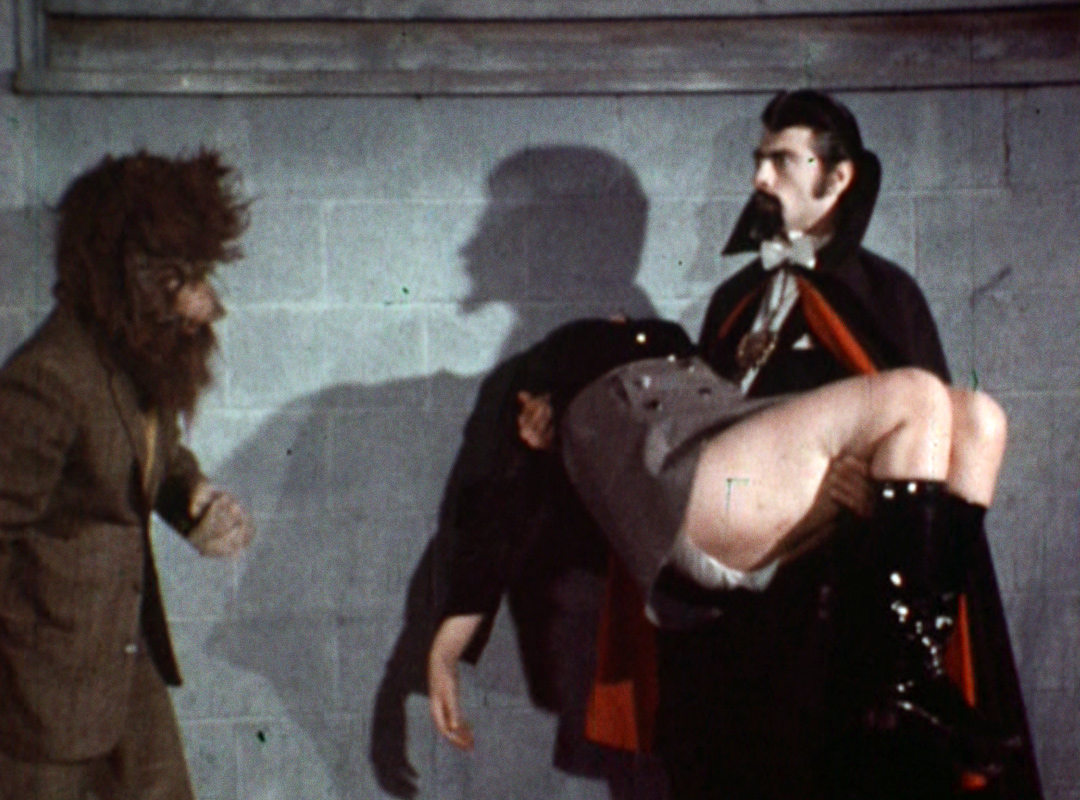 Dracula Greets Mike Mikes Words Mostly Match His Mouth Draculas Do Not