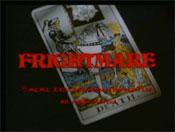 frightmare  1974  bleeding skull VHS Player home vhs to dvd