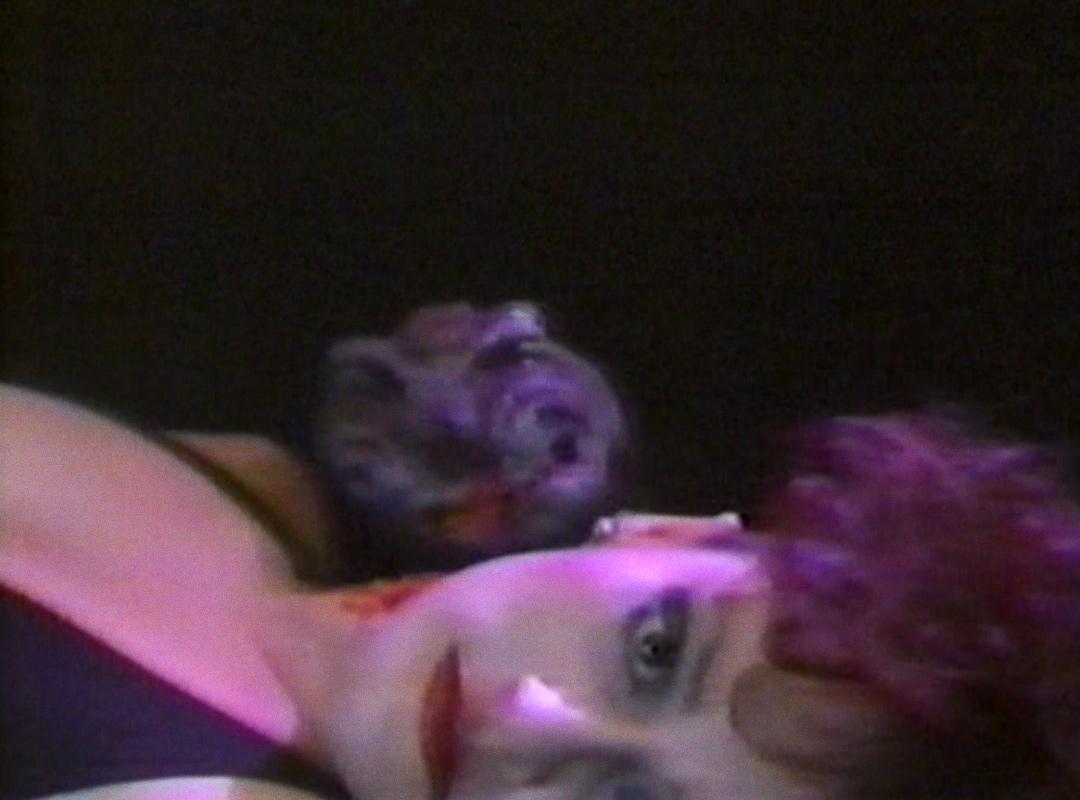 Scream Dream (1989) – BLEEDING SKULL!